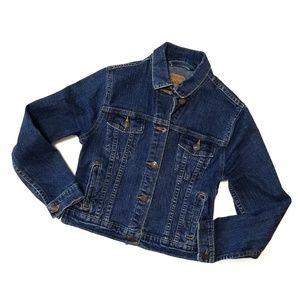 Levi Strauss kids denim jean jacket Large youth